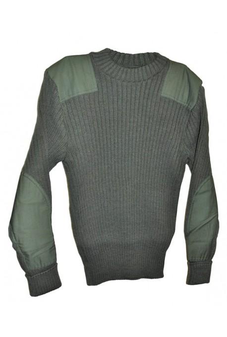 Pull commando laine enfant