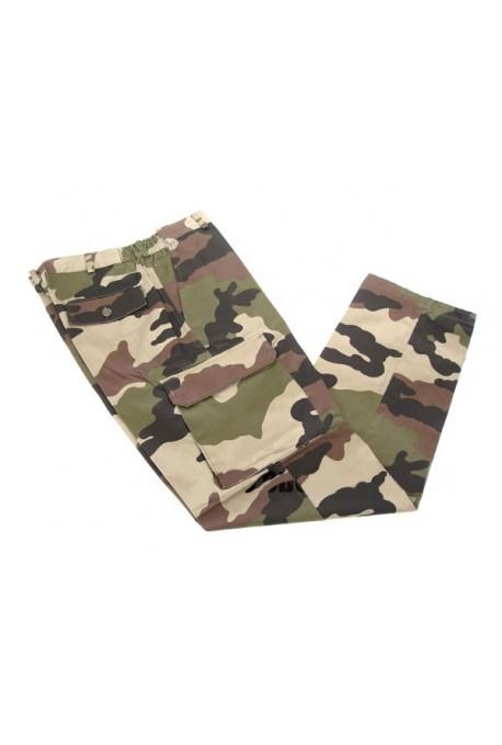 Pantalon M64 polycoton 3 coloris