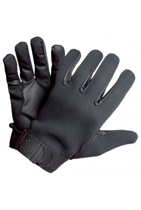 gants noir néoprene 4x4