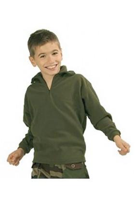 Chemise F1 polaire enfant