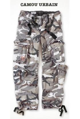Pantalon airborn vintage