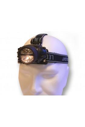 Lampe frontale 3 LED + KRYPTON