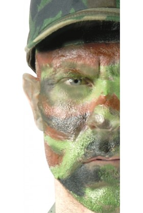 Tube de Maquillage Camouflage