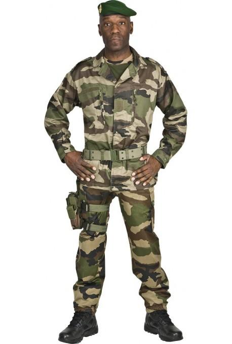 Treillis militaire pantalon combat intervention militaire - Treillis militaire occasion ...