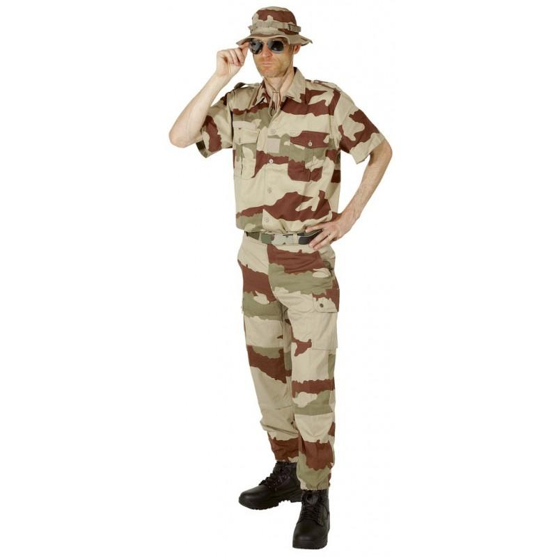 Treillis pantalon f2 version t stock38 - Treillis militaire occasion ...