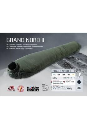 Sac de couchage GRAND NORD II de WILSA