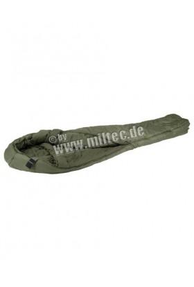 Sac de couchage momie 3D tempéré kaki