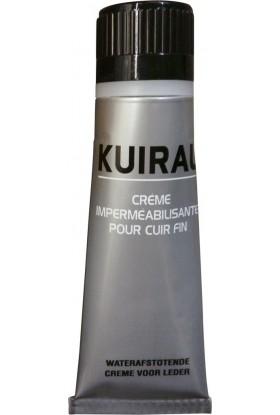 Crème imperméabilisante pour cuir