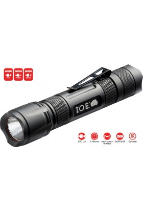 Lampe d'intervention TACTICAL LIGTHT 260 Lumens