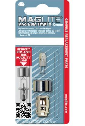 Ampoule Xenon pour lampe MAGLITE