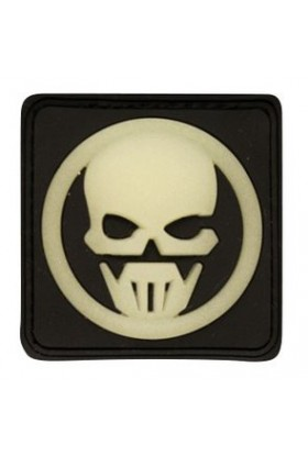 Patch 3D gomme souple Ghost Recon 30 x 30mm