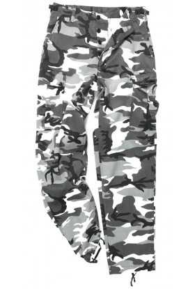 PANTALON US TYPE BDU cam