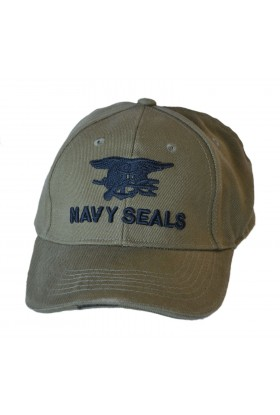 Casquette Baseball Navy Seals