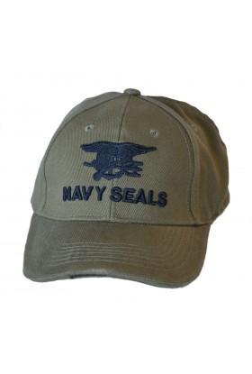 Casquette brodée Navy Seals