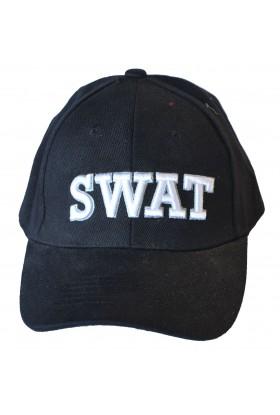 Casquette brodée Swat