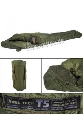 Sac de couchage Tactical 5 -20°c