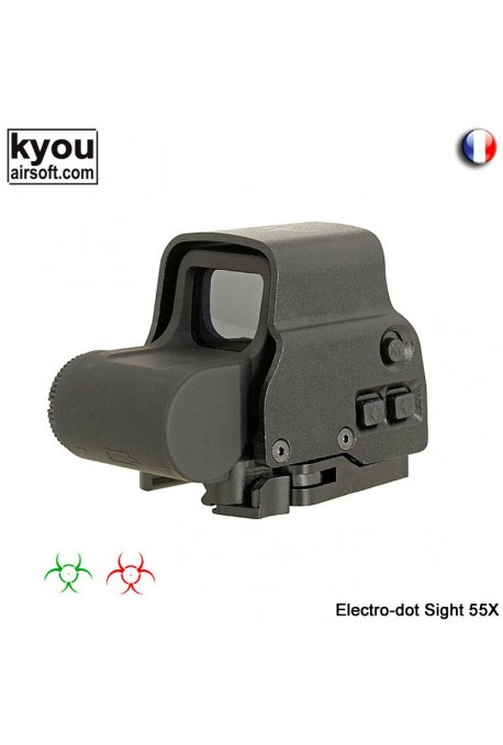 Red dot type dot sight 55 edition Biohazard - Weaver