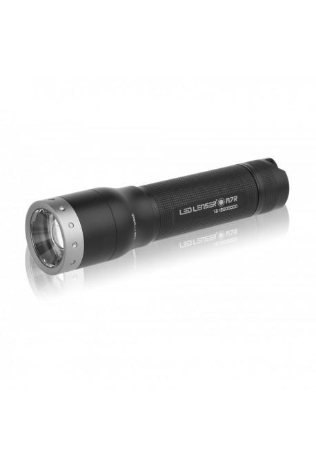 lampe tactique torche led lenser rechargeable m7r 2 400 lumens. Black Bedroom Furniture Sets. Home Design Ideas