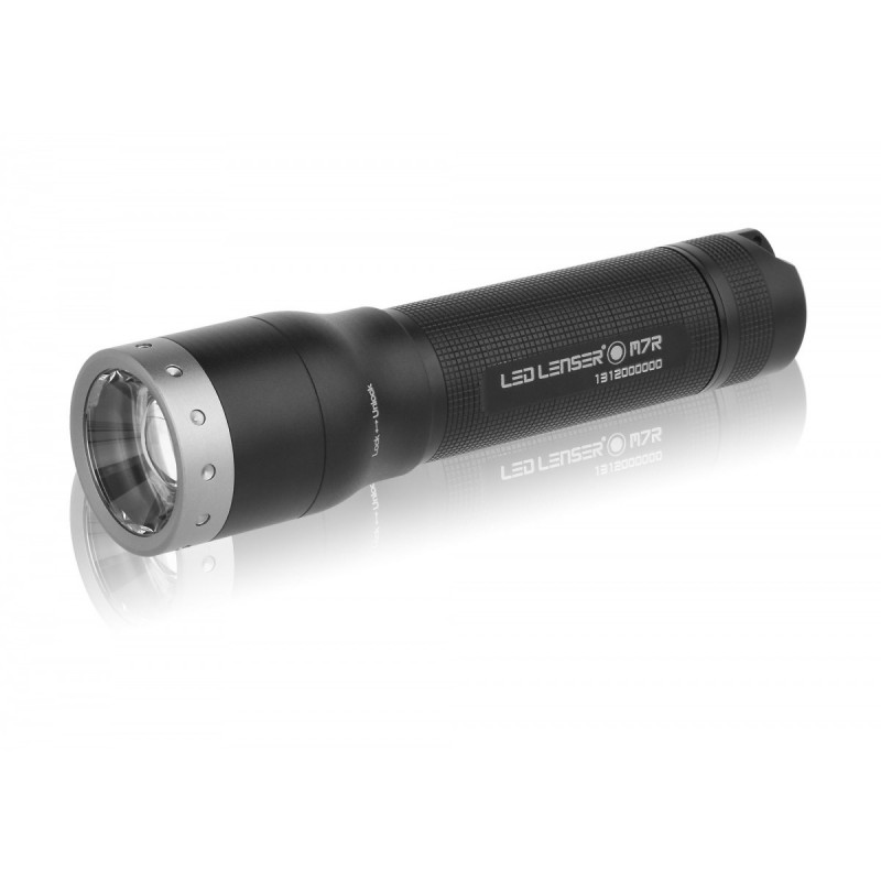 lampe torche led lenser rechargeable m7r 2 400 lumens. Black Bedroom Furniture Sets. Home Design Ideas