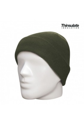 BONNET MILITAIRE DOUBLE THINSULATE