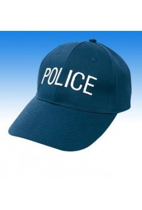 CASQUETTE BRODEE POLICE