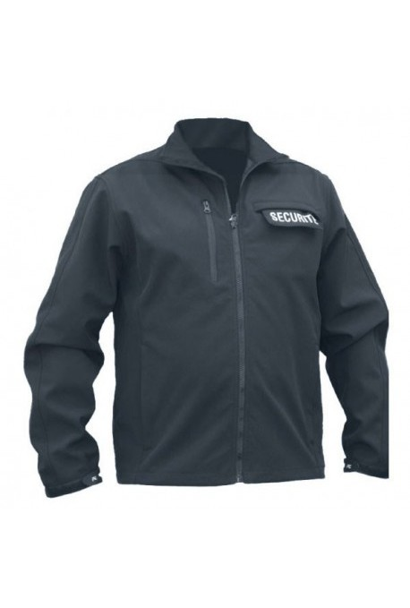 """BLOUSON SOFTSHELL """"SECURITE"""" 3 COUCHES DINTEX"""