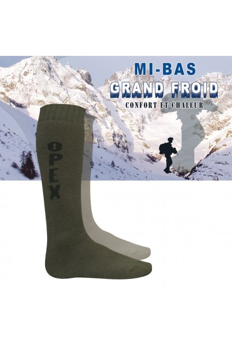 Chaussette/Mi-bas Grand Froid OPEX