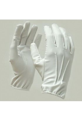 GANTS DE CEREMONIE BLANC
