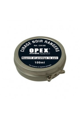 Cirage OPEX Noir 100ml