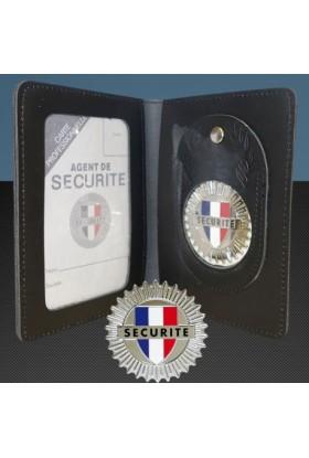 Porte-carte Sécurité