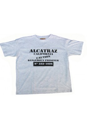 T shirt Alcatraz