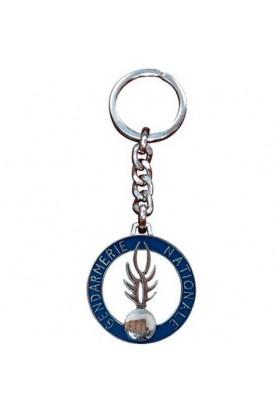 Porte clés 3D Gendarmerie