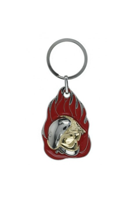 Porte clé Flamme Sapeurs Pompiers