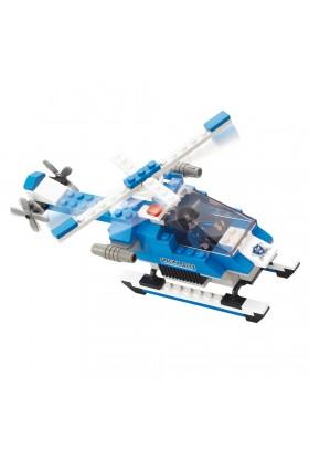 Hélicoptère de Police M38-B0185 SLUBAN