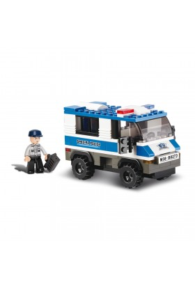 Camion transport de prisonniers M38-B0273 SLUBAN