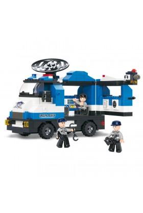 Poste de commandement mobile M38-B0187 SLUBAN