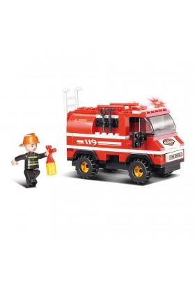 Camion de Pompiers M38-B0276 SLUBAN
