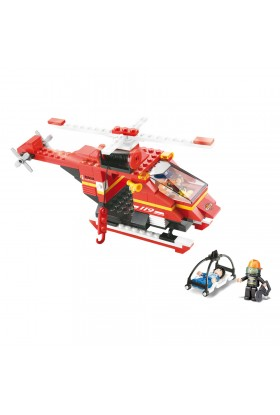 Hélicoptère Sécurité Civile M38-B0218 SLUBAN