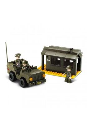 Poste de garde M38-B6100 SLUBAN