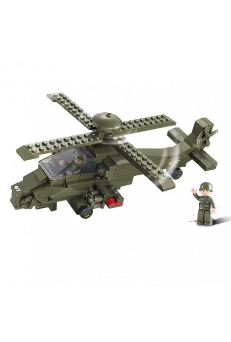 Hélicoptère EC665 Tigre M38-B0298 SLUBAN