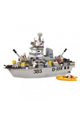 Navire Destroyer M38-B0125 SLUBAN