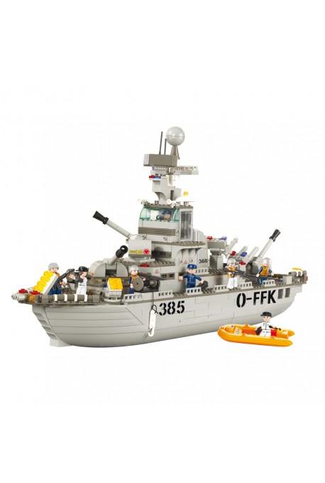Navire Croiseur M38-B0126 SLUBAN
