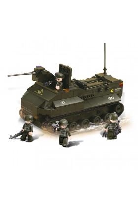 Char Amphibie M38-B6000 SLUBAN