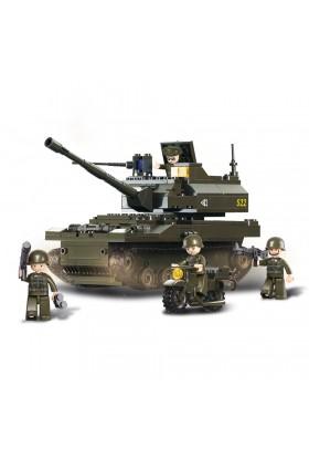 Char Leopard M38-B9800 SLUBAN
