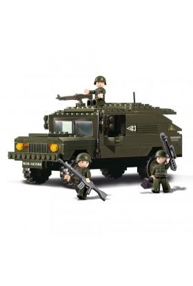 Hummer Armée M38-B9900 SLUBAN