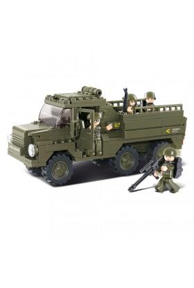 Véhicule de Transport de Troupes M38-B0301 SLUBAN