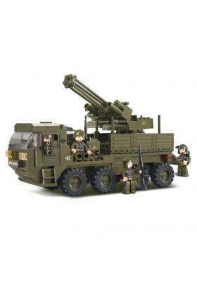 Véhicule d'Artillerie Lourde M38-B0301 SLUBAN