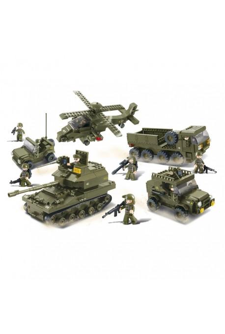 Véhicule Forces d'Assaut M38-B0311 SLUBAN