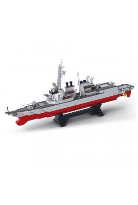 Navire Destroyer M38-B0390 SLUBAN