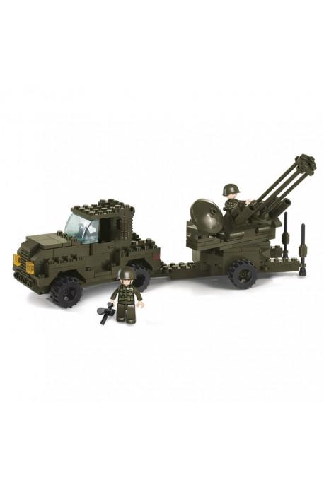 Batterie Anti-Aérienne M38-B7300 SLUBAN